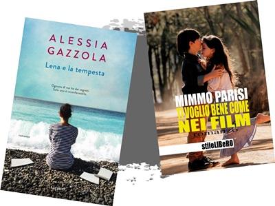 Gazzola e Parisi, due romanzi per la primavera 2019