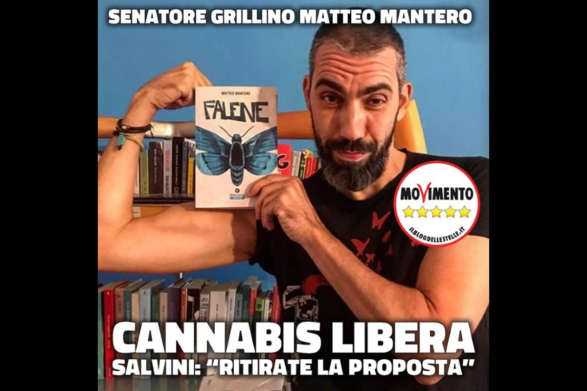 Compattezza di Governo 10: Cannabis light