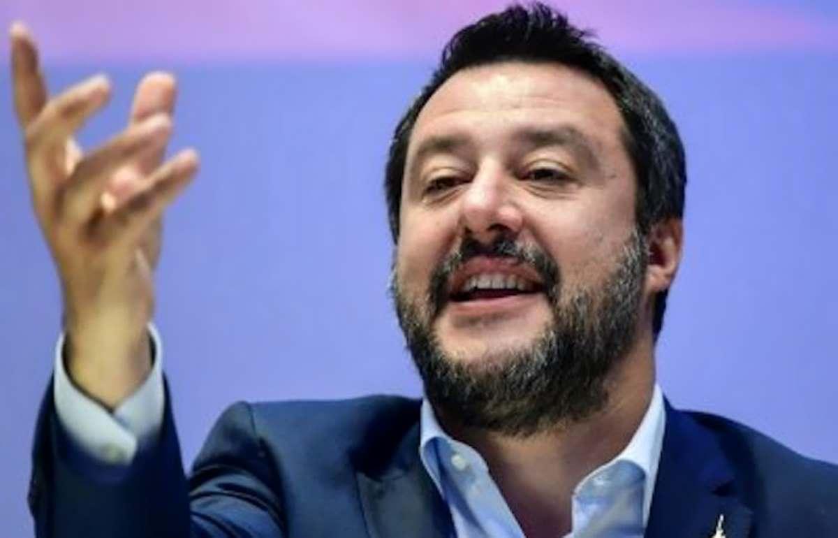 Flat tax: Salvini, è frontiera governo - Ultima Ora