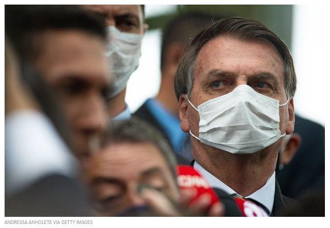 In Brasile 14mila nuovi casi: superata quota 200mila