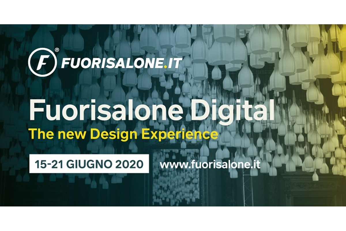 FUORISALONE DIGITAL, L'evento digitale della Milano Design Week