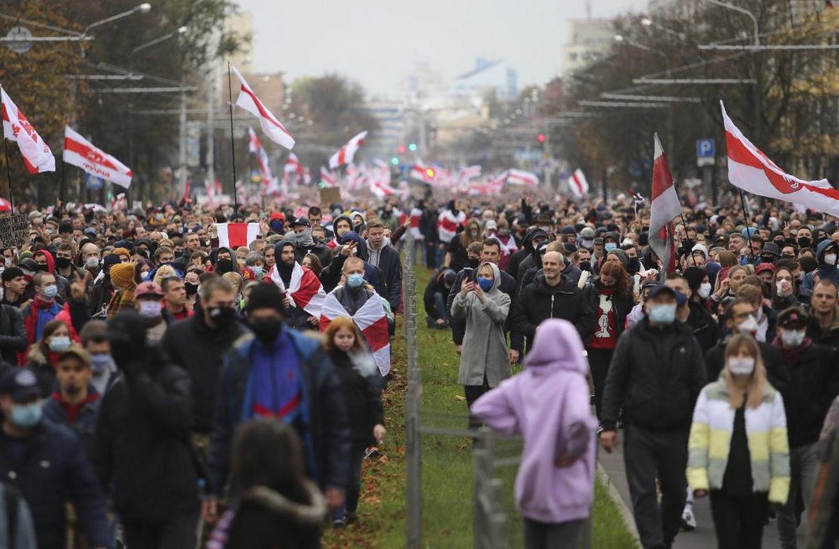 Bielorussia, indetto lo sciopero nazionale contro Lukashenko