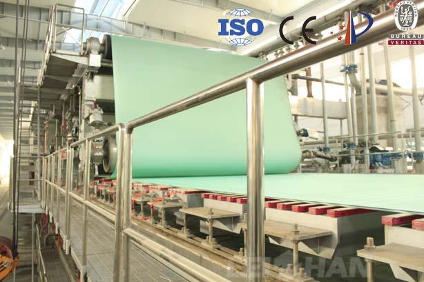 3200mm Double Layer Kraft Paper Machine