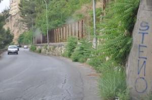 Enna. Riaperta la strada Monte Cantina, modifiche alla viabilità in via Mercato