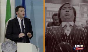 Matteo Renzi e Cetto La Qualunque: la parodia che impazza sul web [VIDEO]