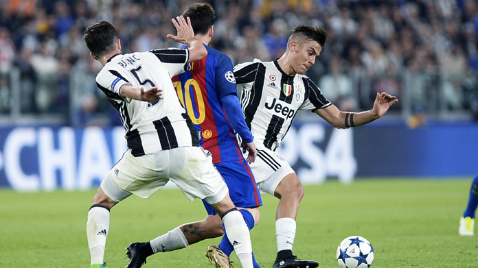 Dove vedere in TV o streaming Barcellona-Juventus Champions League domani