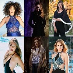 """Sei modelle palermitane volano a Cinecittà per la finale internazionale """"New Model Today"""""""
