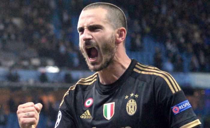 Bonucci al Manchester City? Per la Juventus sarebbe pronta un'offerta di 60 milioni