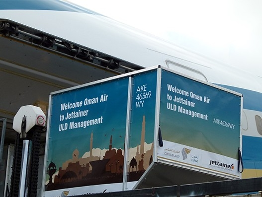 Oman Air Cargo inks ULD management contract with Jettainer | Air Cargo