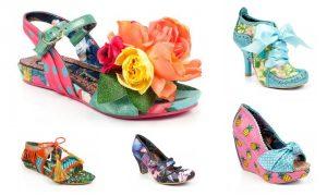 """""""Irregular Choice"""", le scarpe che sconfiggono la noia"""