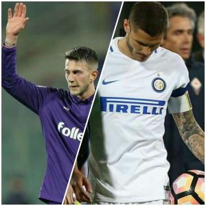 Serie A – Berna&Maurito: le facce tristi di Fiorentina-Inter