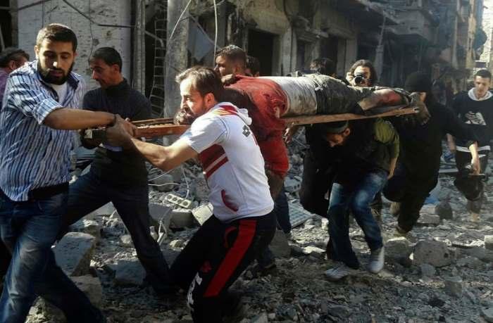 La conquista di Aleppo Est. Alla vigilia di un'altra strage annunciata