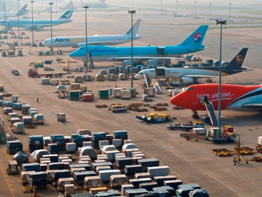Exports drive cargo volumes for Hong Kong Airport in March | Air Cargo