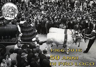 Pro Loco di Castel Bolognese, 50 anni e non sentirli