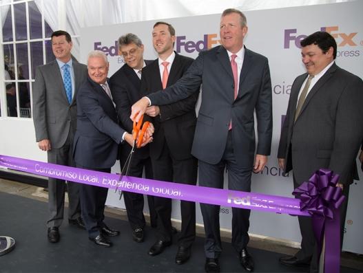 FedEx Express inaugurates Logistics Centre in Panama | Supply Chain
