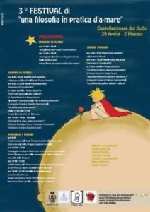 """Al via la III edizione del Festival della filosofia """"in pratica d'a-Mare"""""""