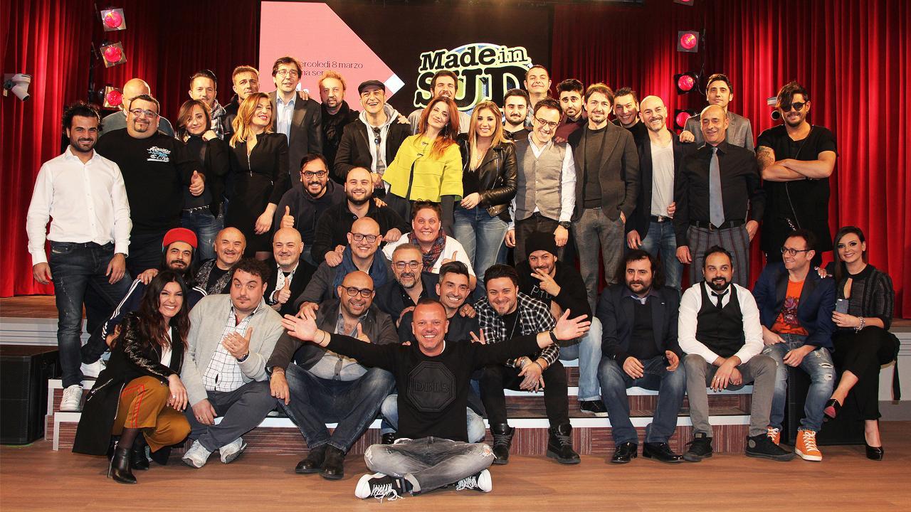 Made in Sud dall'8 Marzo su Rai 2 con Gigi D'Alessio, Fatima Trotta e Elisabetta Gregoraci