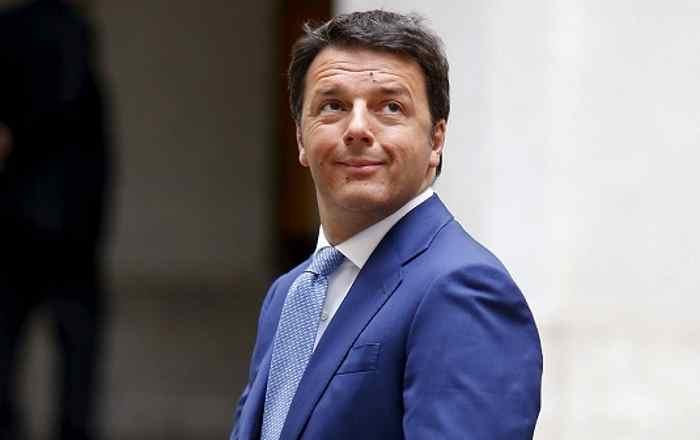 Toh, Matteo Renzi è tornato... anche a parlare di futuro