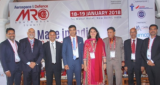 MRO South Asia Summit 2018 sees high-profile knowledge-sharing participation
