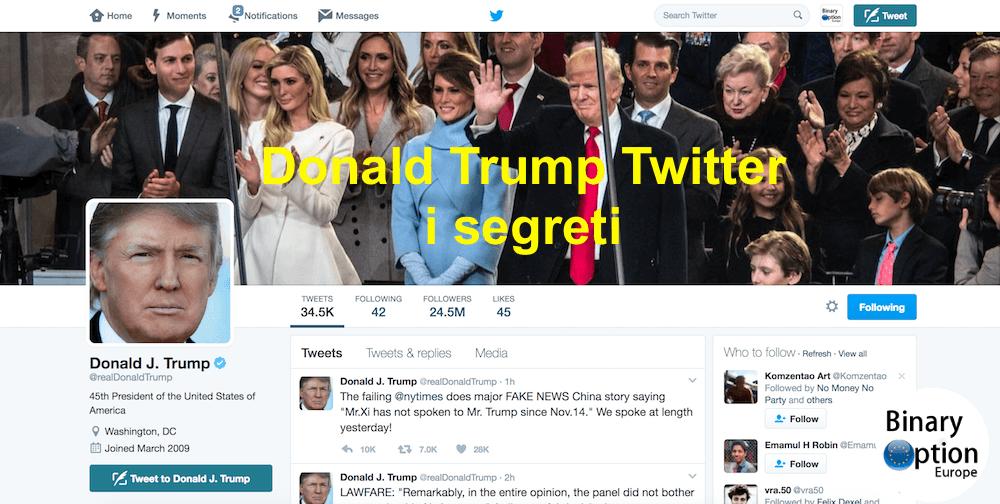 Ecco i 5 motivi per seguire Trump su Twitter: scopri tutti i segreti e i trucchi qui