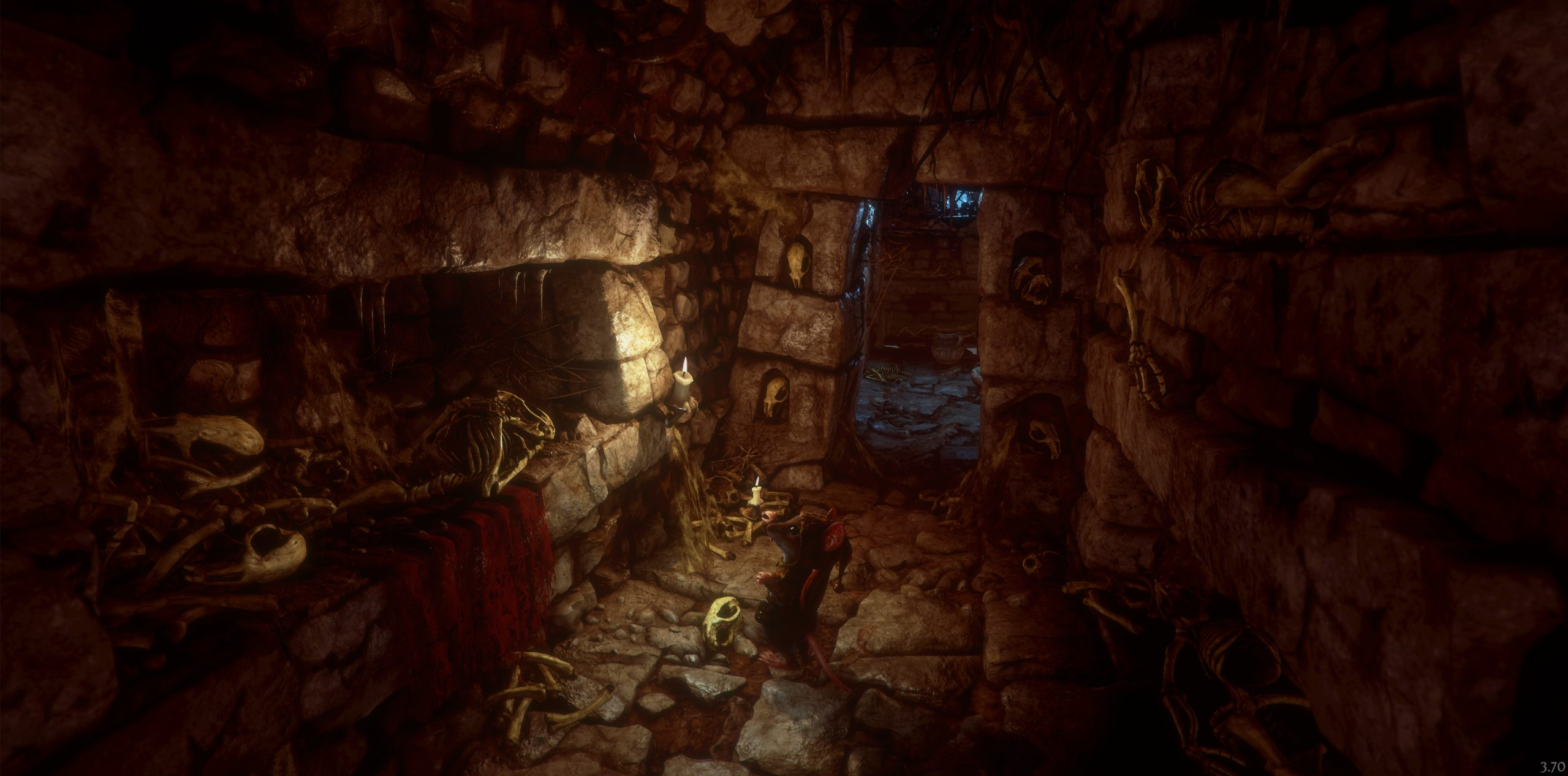 Ghost of a Tale si arricchisce con le Catacombe!