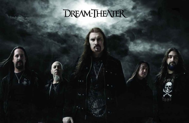 A gennaio i Dream Theater in tour in Italia