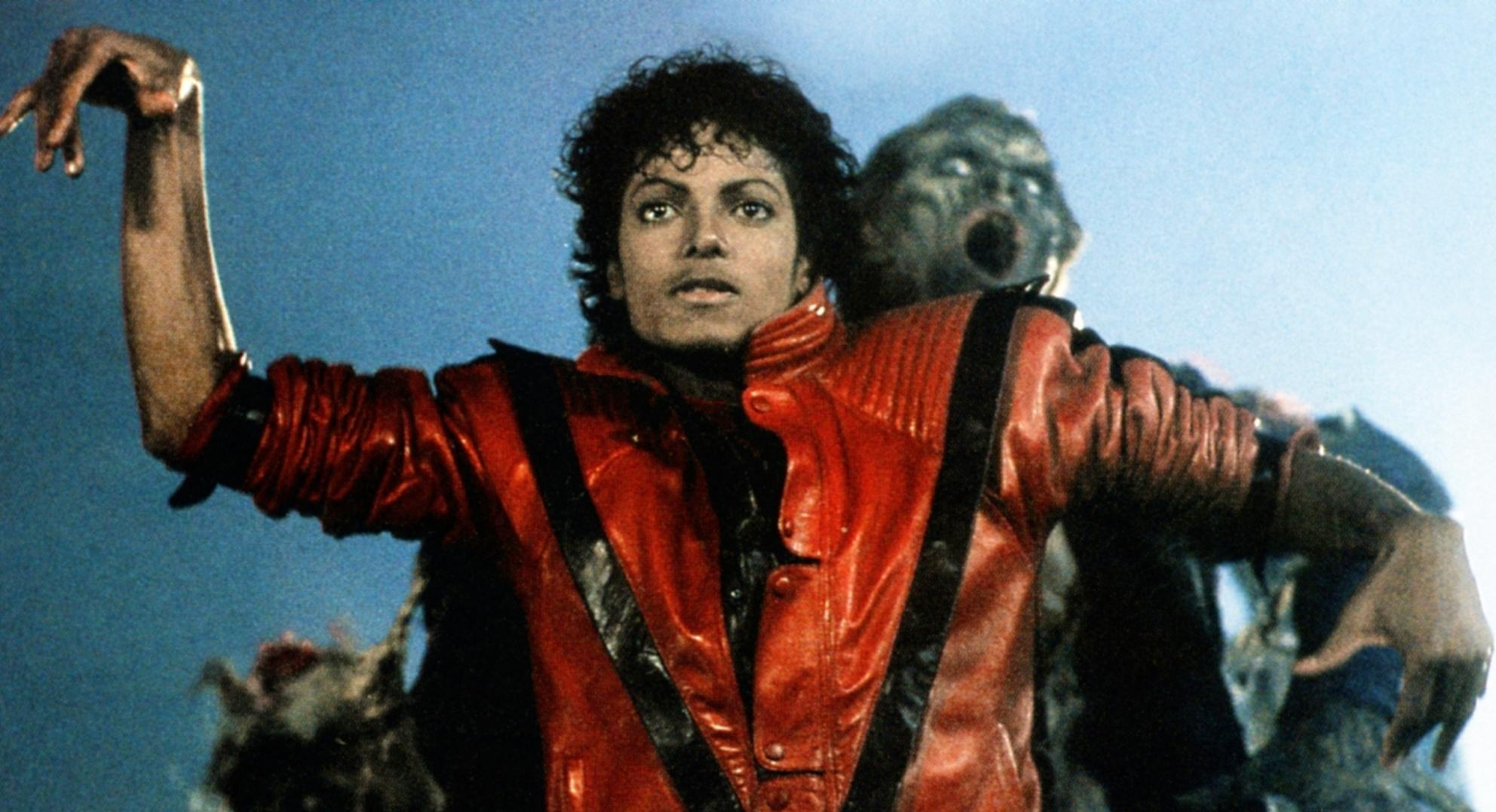 Thriller di Michael Jackson torna al cinema in 3D