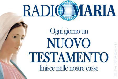 Quegli anatemi di Radio Maria pagati con i soldi pubblici