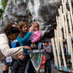 #Lourdes – Foto Veglia delle famiglie 2017