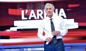 La polemica di Massimo Giletti durante L'Arena [VIDEO]