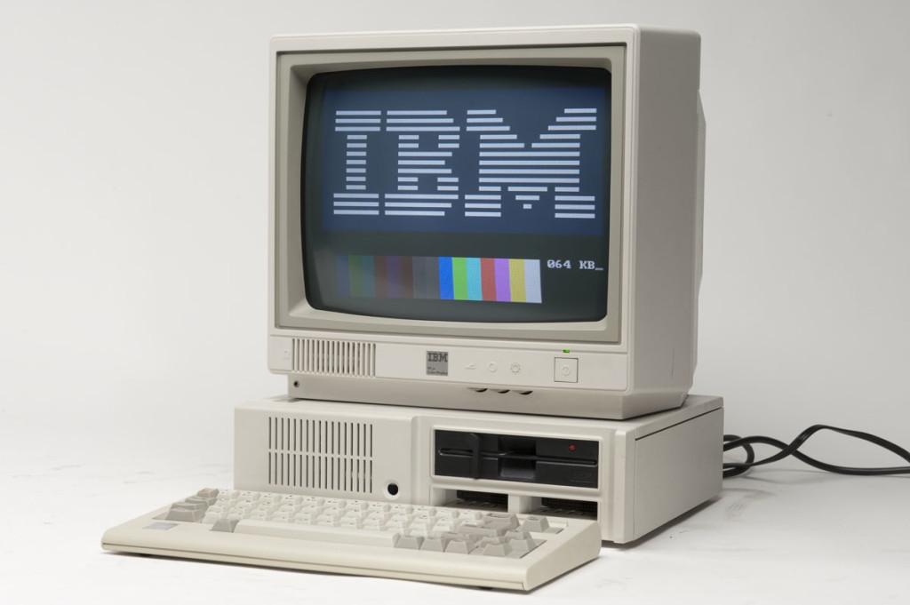 12 agosto 1981: Presentato il PC IBM