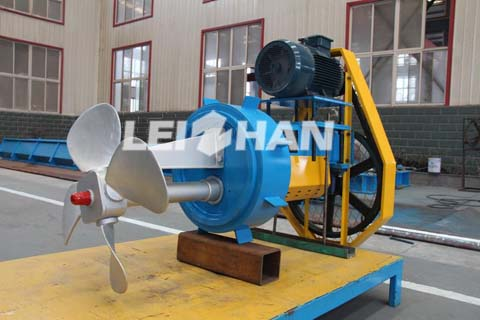 Pulp Agitator For Paper Pulp Making Line