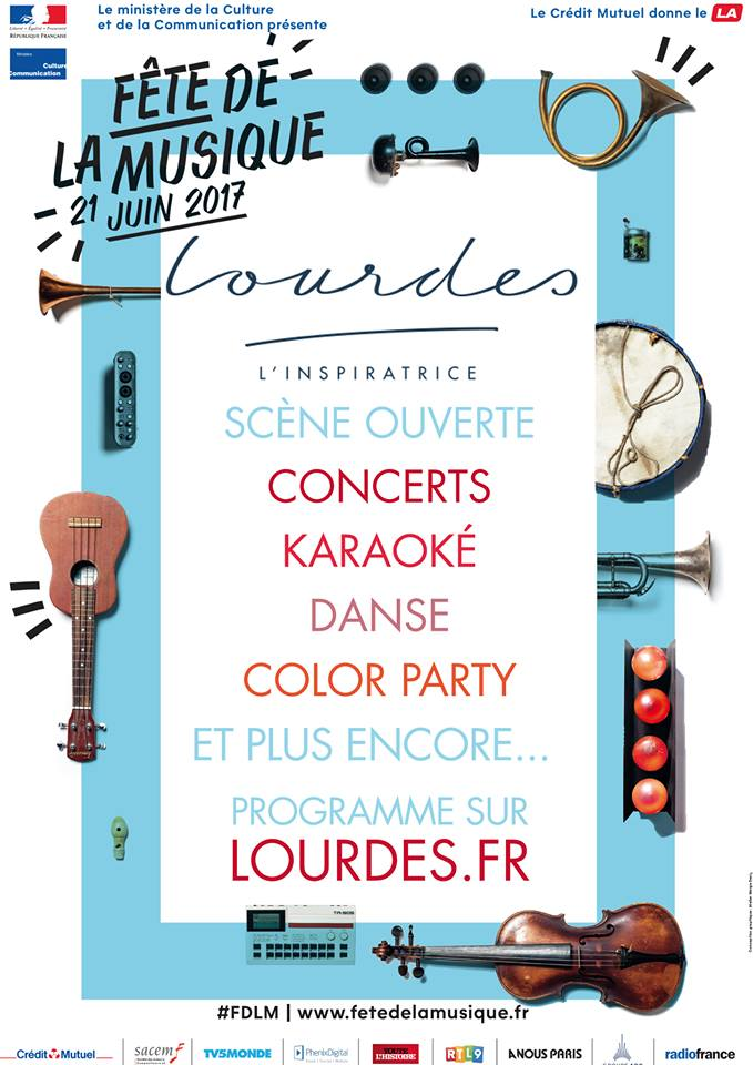 La fête de la musique revient à #Lourdes