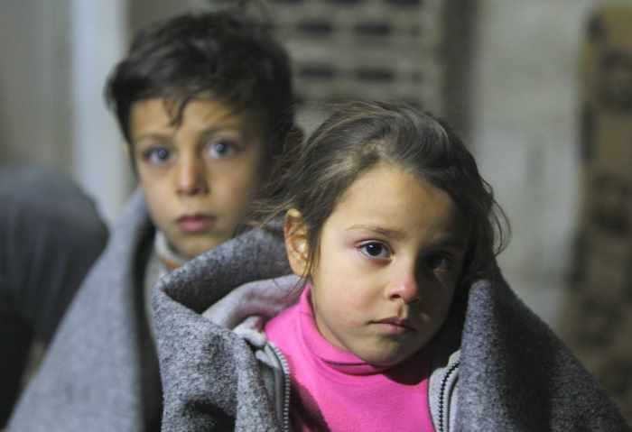 Siria, per l'Unicef il 2016 è stato l'anno peggiore per i bambini coinvolti nel conflitto