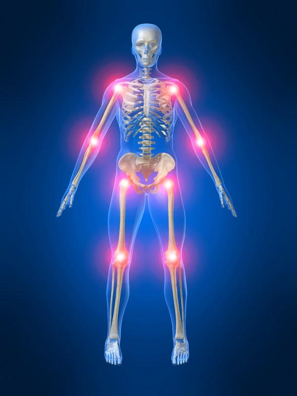 Da dove provengono i dolori alle ossa?