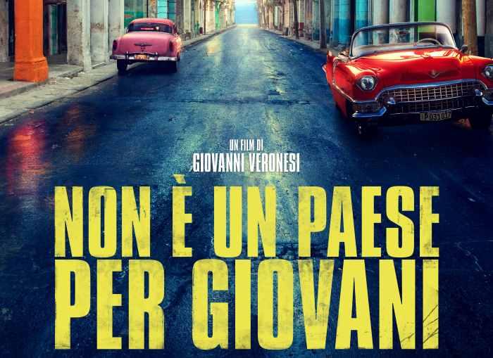 Non è un paese per giovani di Giovanni Veronesi, nei cinema dal 23 marzo