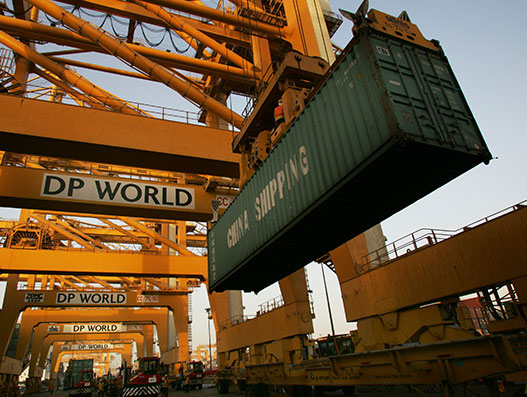 DP World posts 8.2% volume growth YoY in H12017 | Shipping