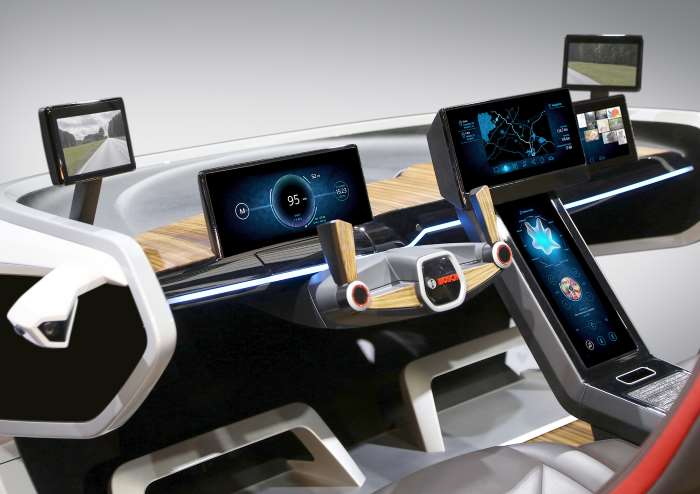 Le novità di Bosch alla 68esima edizione del Salone dell'auto di Francoforte