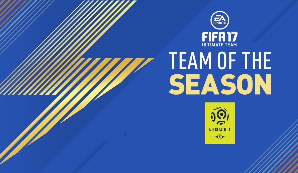 Fifa 17: alla scoperta del TOTS della Ligue 1, la squadra della stagione del campionato francese!