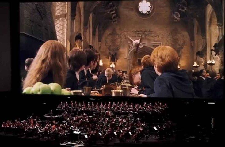 All'Auditorium della Conciliazione di Roma il cine-concerto di Harry Potter