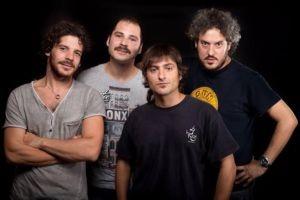 Palermo: I Tre Terzi in concerto al Rock Boat
