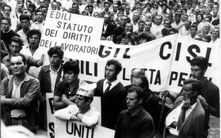 20 maggio 1970: Viene emanato lo statuto dei lavoratori