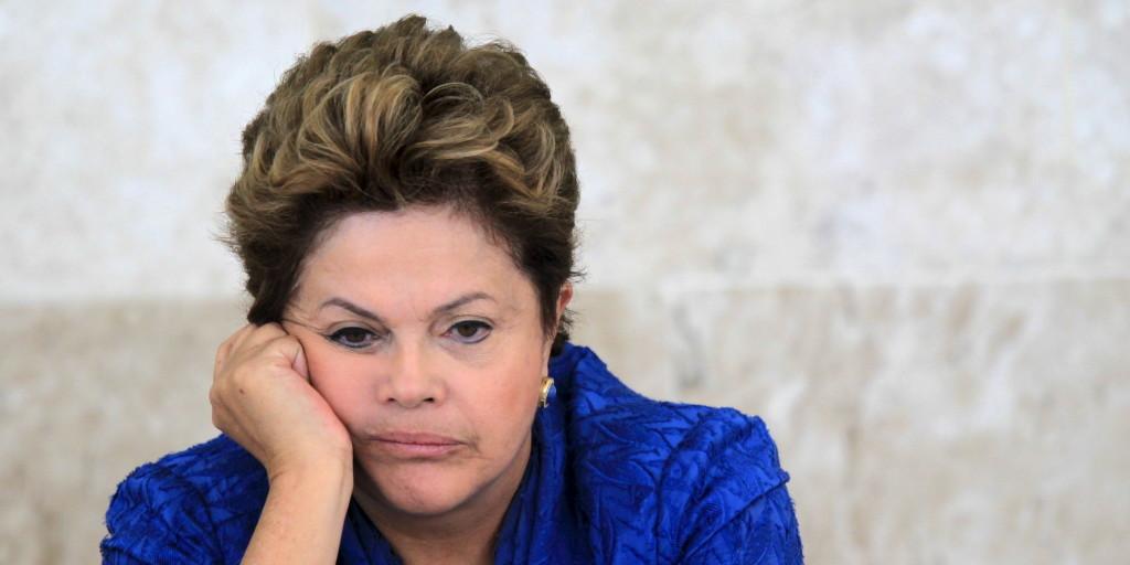 31 agosto 2016: Dilma Rousseff destituita dalla presidenza del Brasile