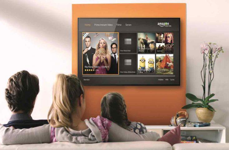 Serie Tv in anteprima ed in lingua originale (con sottotitoli) su Amazon Prime Video