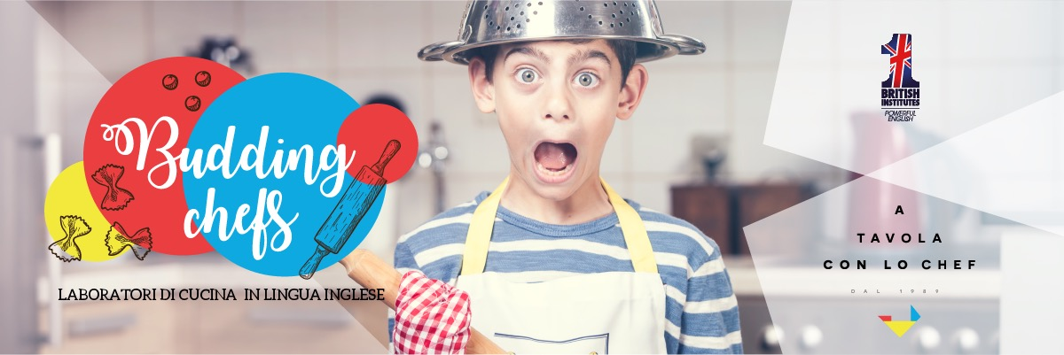 Budding chefs laboratori di cucina in lingua inglese - Cucina in inglese ...