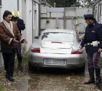 Un lettore scrive al comandante Scarpellini: Chi paga le multe dei rom? La Caritas !