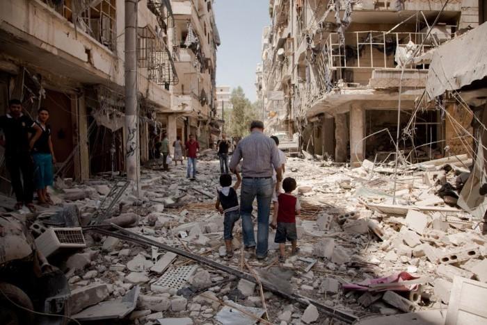 La guerra in Siria: eventi scatenanti e parti in conflitto