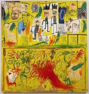 Basquiat e l'amicizia con Andy Warhol