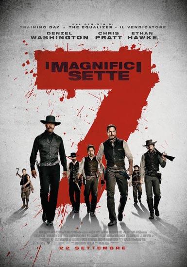 Recensione del film I MAGNIFICI 7 diretto da Antoine Fuqua