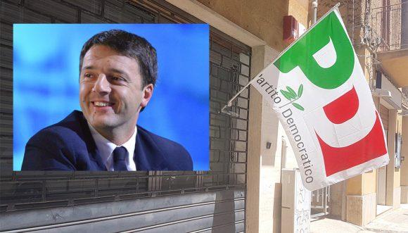 Primarie PD: vince Renzi. A Castelvetrano: 75%
